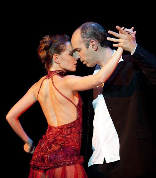 Horacio y Magdalena