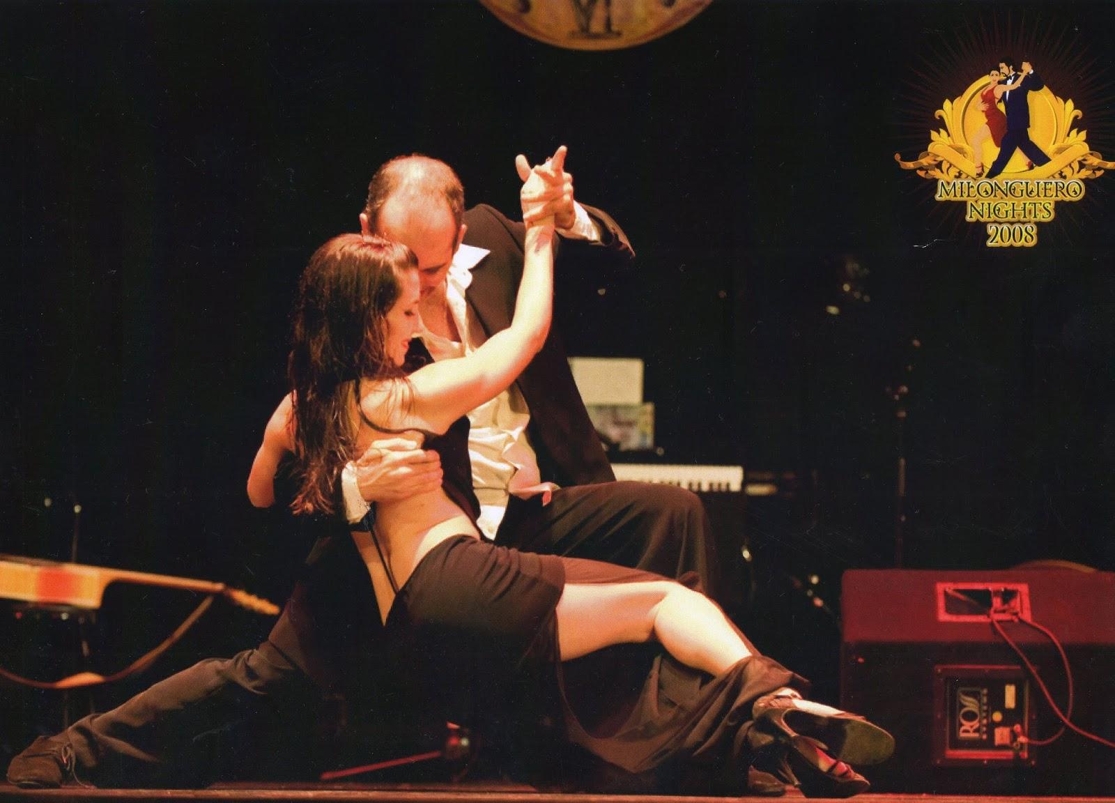 Horacio Godoy y Cecilia Berra