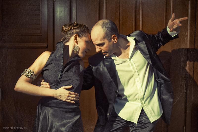 Horacio Godoy y Magdalena Gutierrez