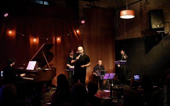 8 de junio: Show de Tango Bardo y cantores