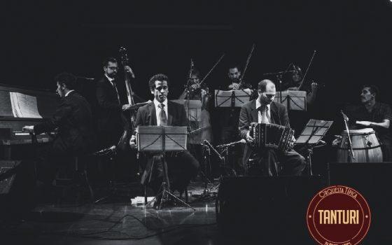 Viernes 14 de diciembre: show de La Tanturi