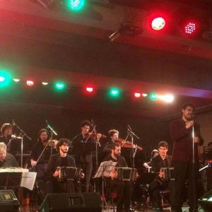 """Viernes 27 de abril a la medianoche toca la """"Orquesta Típica Villa Urquiza"""""""