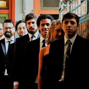 """Viernes 22 de marzo a la medianoche toca la """"Orquesta Tìpica De Angelis"""""""