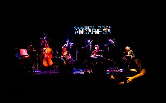 Domingos de junio: Orquesta Típica Andariega