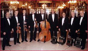 Viernes 7 de septiembre: show de Los Reyes del Tango