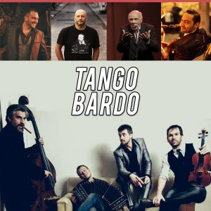 Domingos de agosto: Show de Tango Bardo y cantores