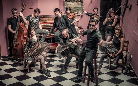 Viernes 7 de diciembre: La Villa Crespo