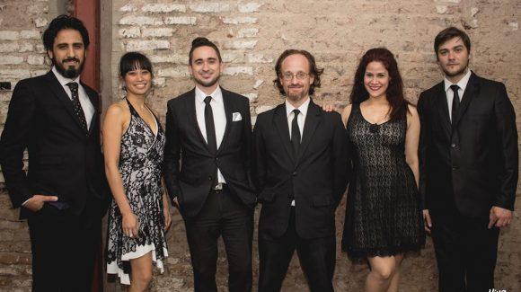 Viernes 6 de Septiembre: Show de Pablo Valle Sexteto