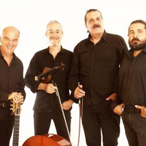 Jueves 18 de abril: Esteban Morgado Cuarteto 20 Años