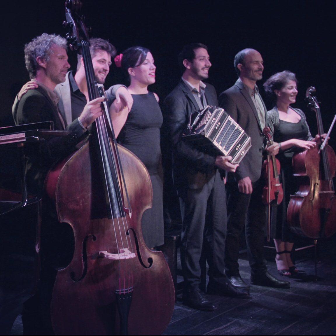 Bohemia quinteto tango