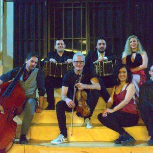 Domingos de Septiembre: TangoxMetro
