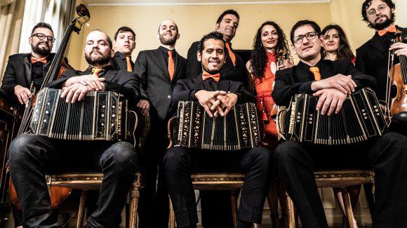 Viernes 17 de Enero: «Orquesta Típica De Angelis»