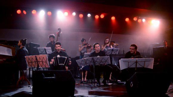 Viernes 20 de Septiembre: show de Los Herederos del Compás