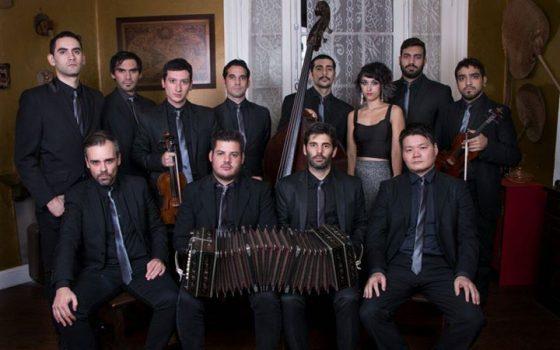 Viernes 5 de Octubre: Orquesta Típica Pichuco