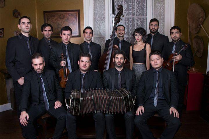 orquesta Pichuco
