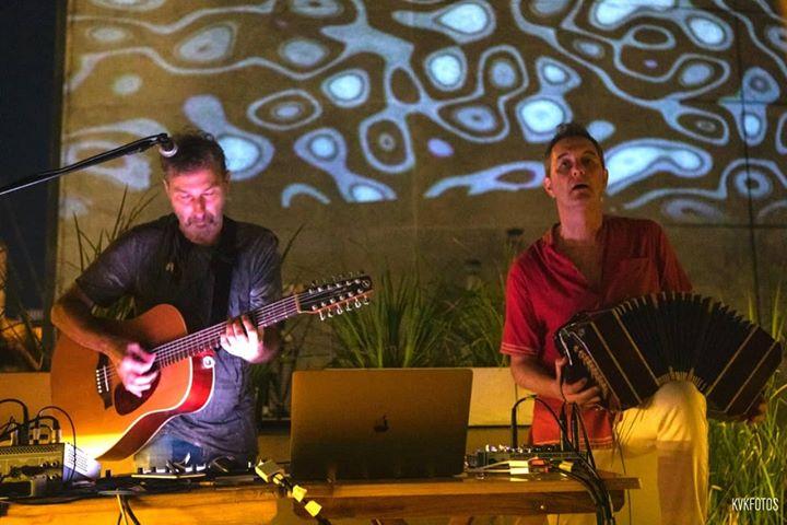 Carlos Libedinsky y Miguel di Genova